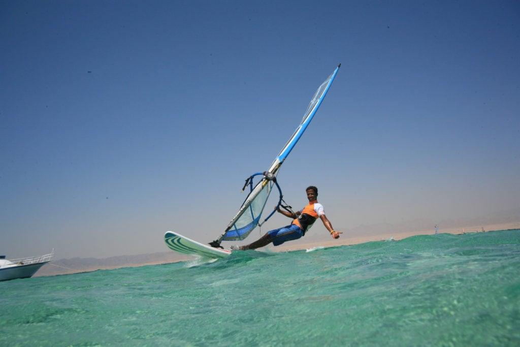 Safaga Kitesurfing