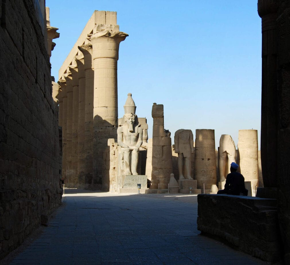 Trips to Luxor from Hurghada