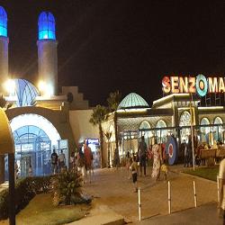 Senzo Mall Hurghada