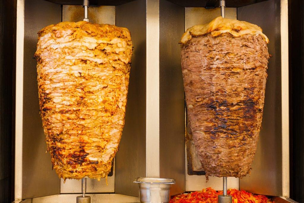 Shawarma in Cairo