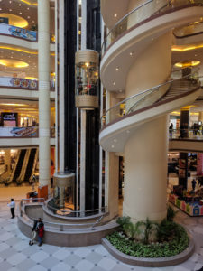 City Stars Mall in Cairo Egypt