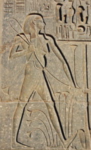 Ancient Egyptian Farmer from Luxor