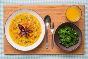 Egyptian Lentil Soup comes in different versions and flavors