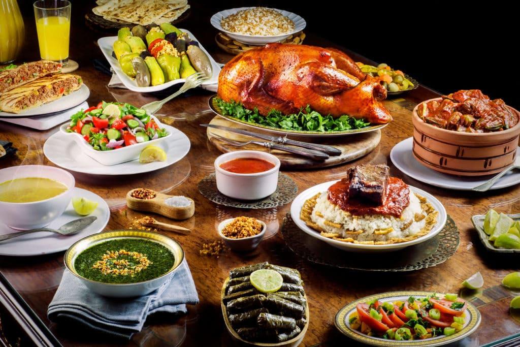 Egyptian Dinner Cuisines
