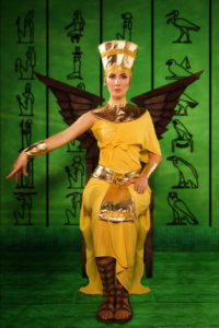 Egyptian Queen Halloween  Costume