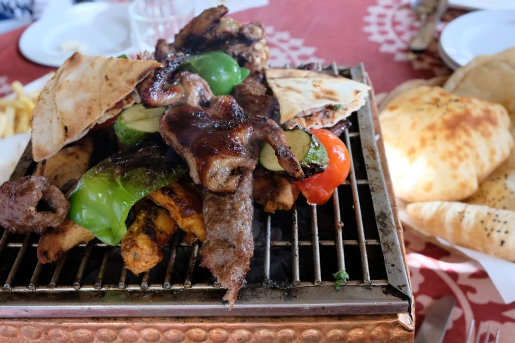 Kabab (or Kebab) an Kofta in Egypt