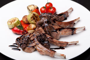 Kabab Grilled Ribs in Egypt