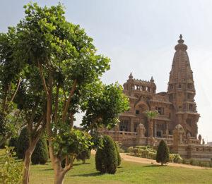 Baron Empain Palace in Heliopolis - Cairo - Egypt