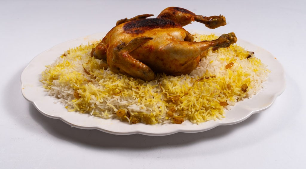 Kabsa (or Kabsah) in Egypt
