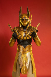 Egyptian Costume - Anubis