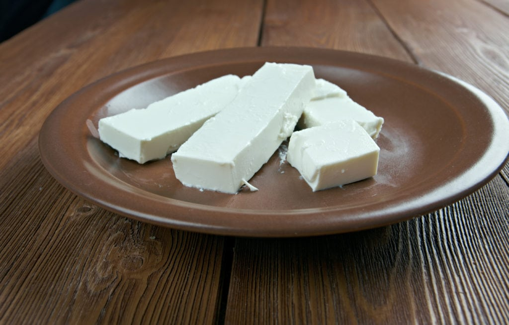 Egyptian White Cheese