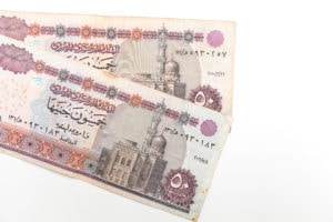 Fifty Egyptian Pounds