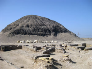 Egyptian Pyramid of Hawara