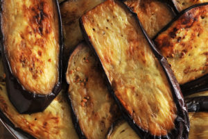 Egyptian Fried Eggplant