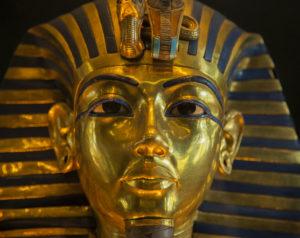 Pharoah Tutankhamun Mask