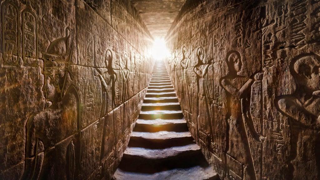 Sethi I Temple - ABYDOS EGYPT