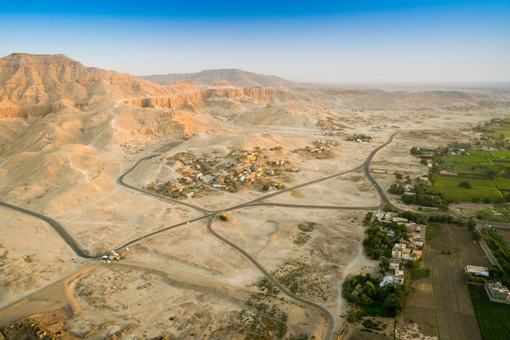 The Valley of Kings - Luxor - Egypt