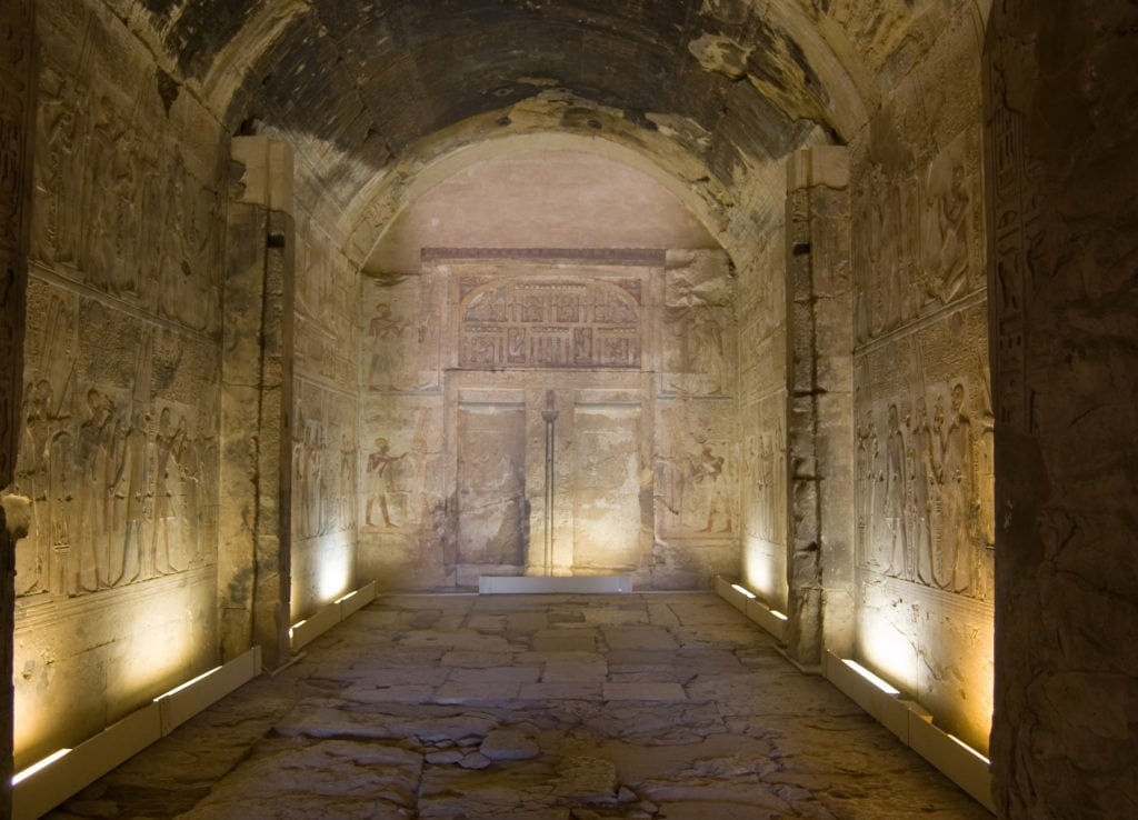 Temple of Osiris, Abydos