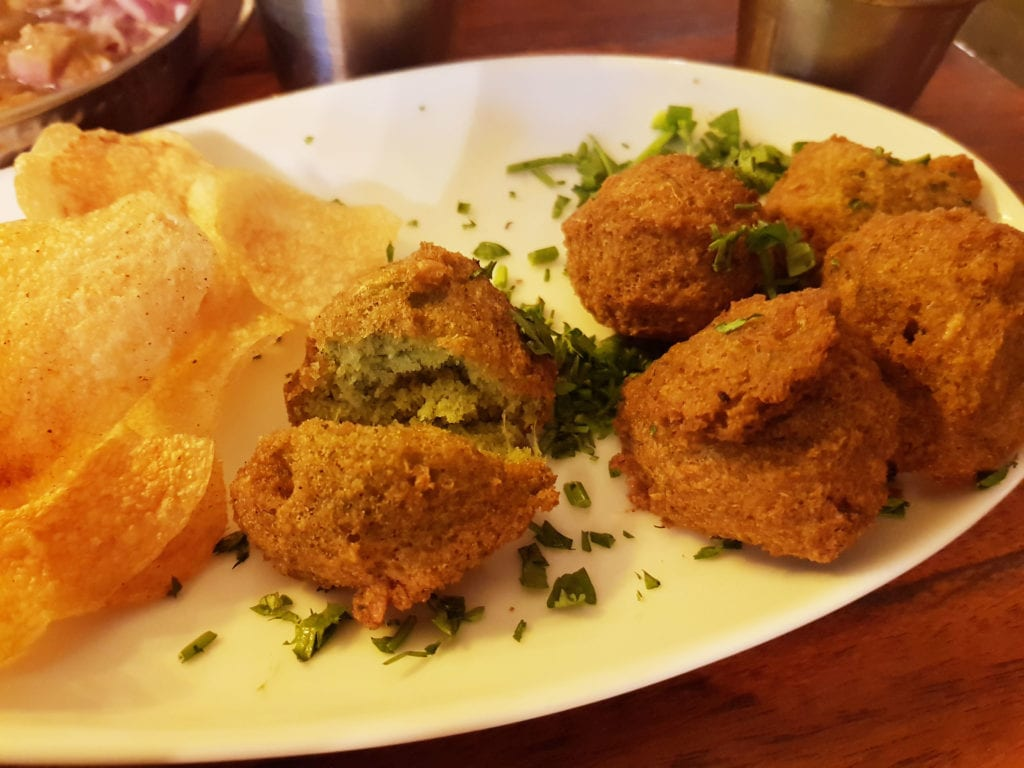 Arabiata Breakfast - Falafel - New Cairo - Egypt